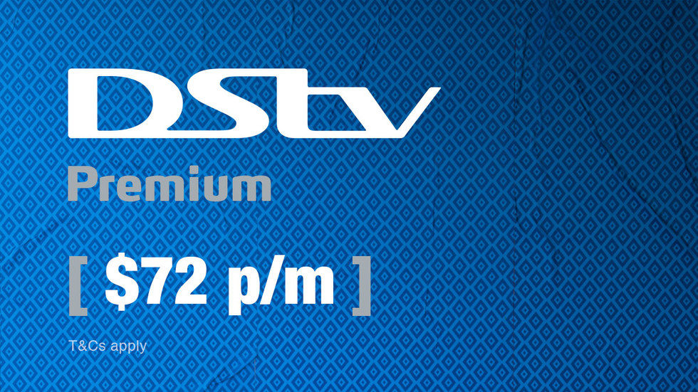 Get DStv Premium for Zimbabwe, April 2017