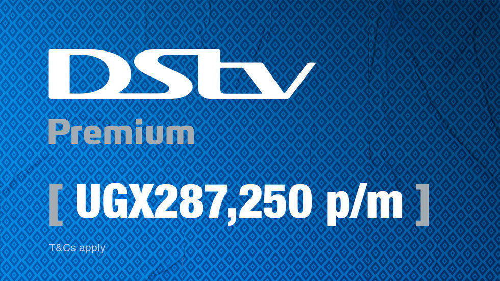 Get DStv Premium for Uganda, April 2017