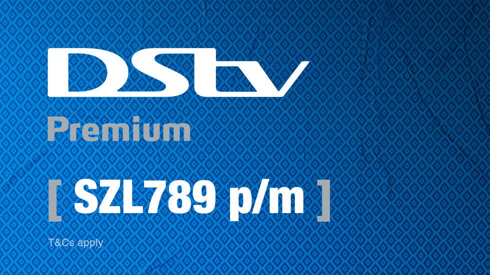 Get DStv Premium for Swaziland, April 2017