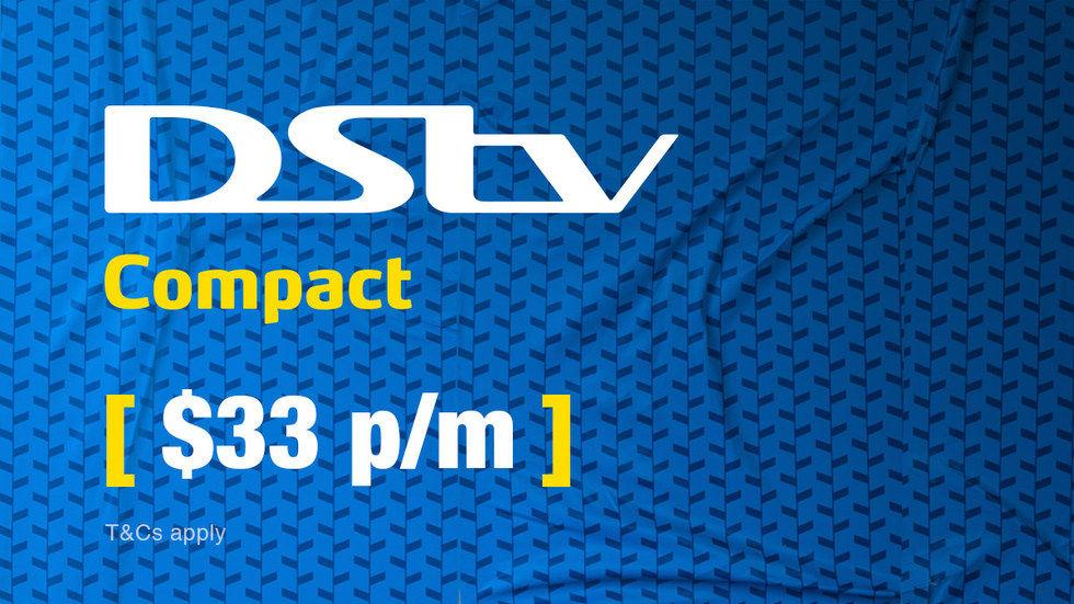 Get DStv Compact strip
