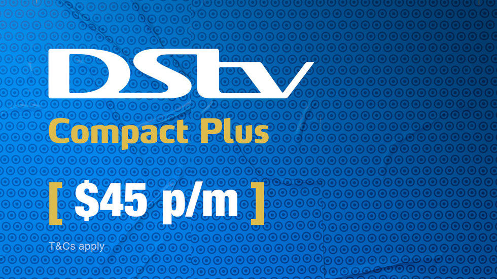 Get DStv Compact Plus for Malawi, April 2017