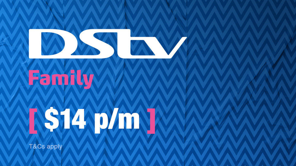 Get DStv Family for Malawi, April 2017