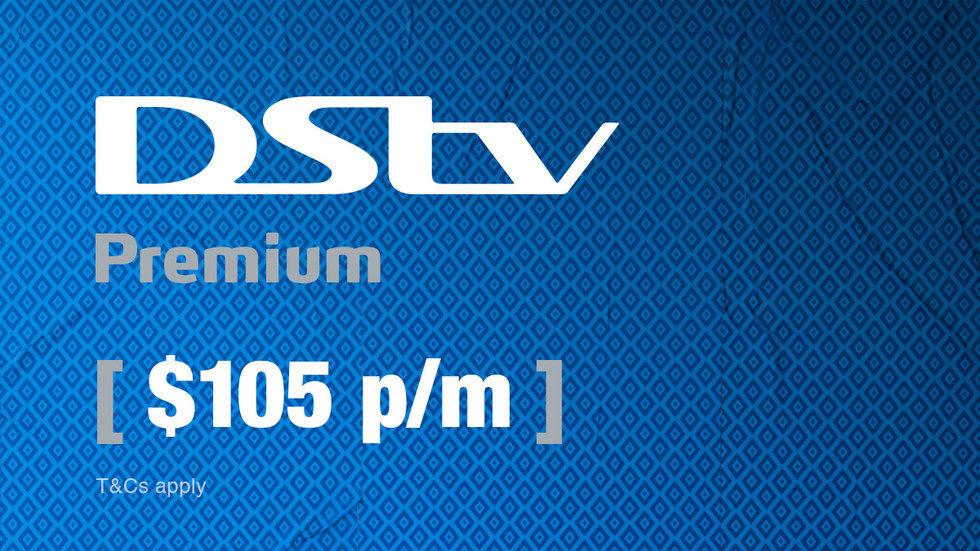 Get DStv Premium for DRC, April 2017