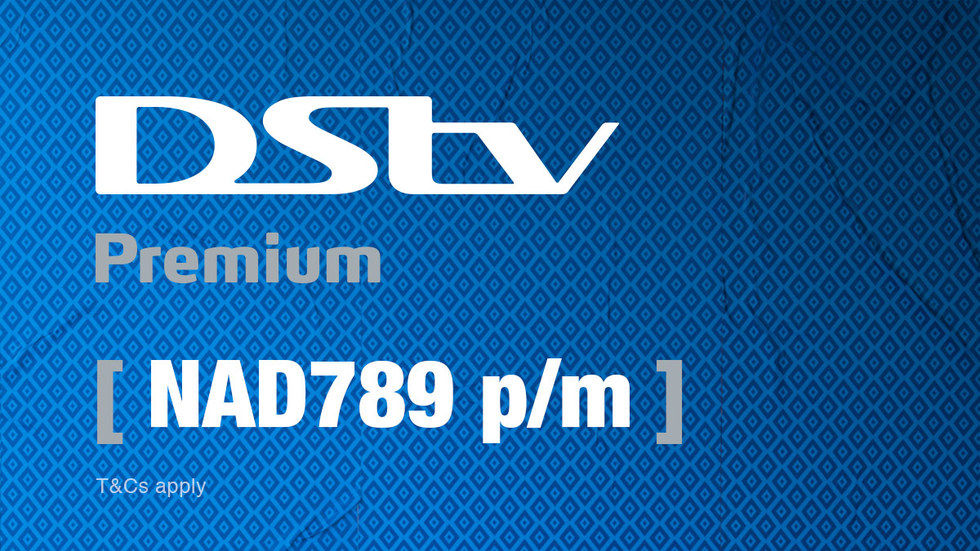 Get DStv Premium for Namibia, April 2017