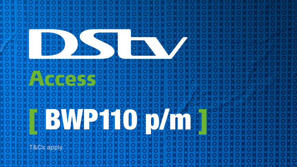 Get DStv Access Botswana 1 April 2017