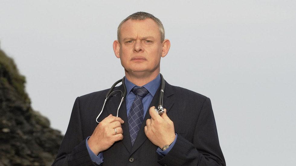 Doc Martin.