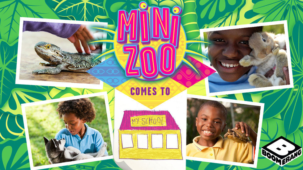 Mini Zoo.