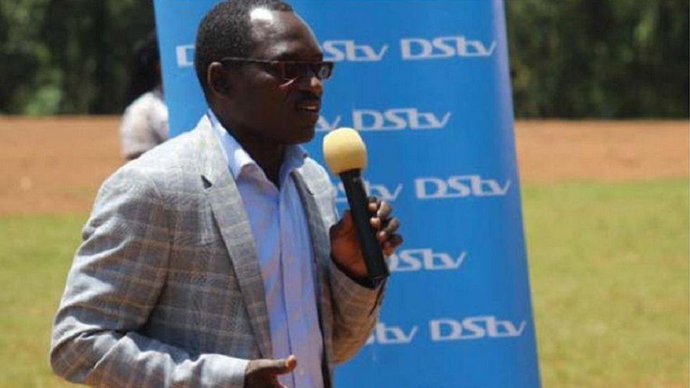 MIH Regional Director EA Stephen Isaboke