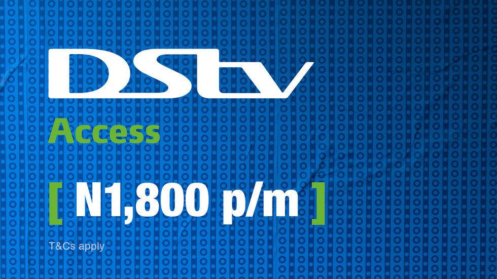 Get DStv Access Nigeria 3 April 2017