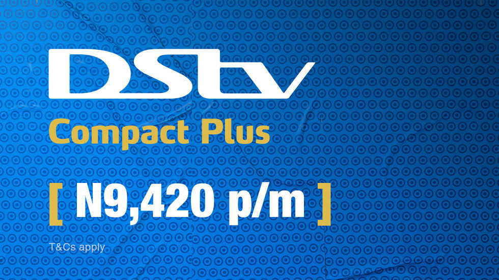 Get DStv Compact Plus Nigeria 3 April 2017