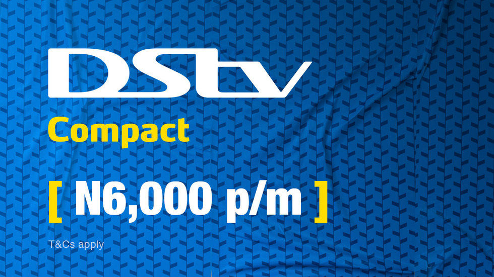 Get DStv Compact Nigeria 3 April 2017