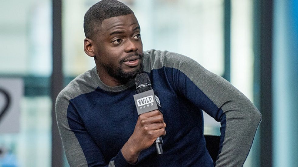 Get Out actor Daniel Kaluuya