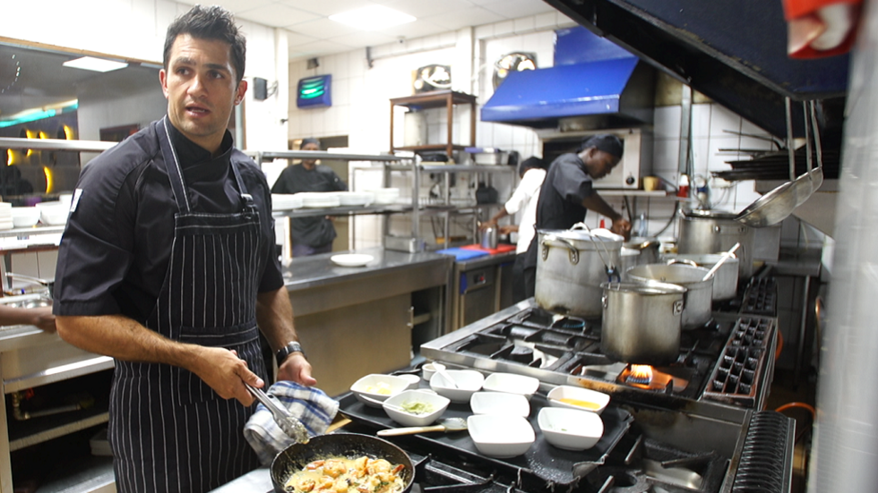Chef Kiran Jethwa
