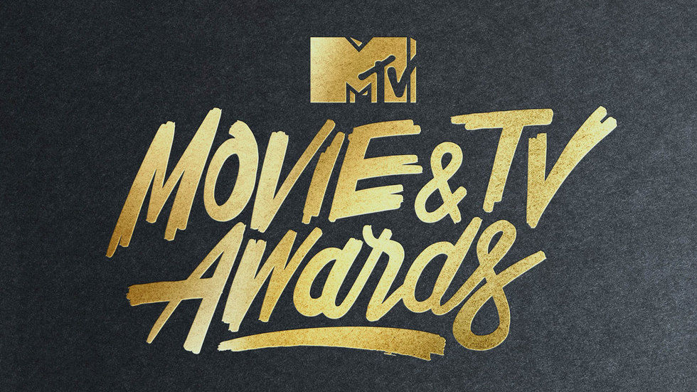 Movie and TV Awards logo.