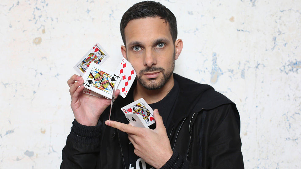 Dynamo the magician