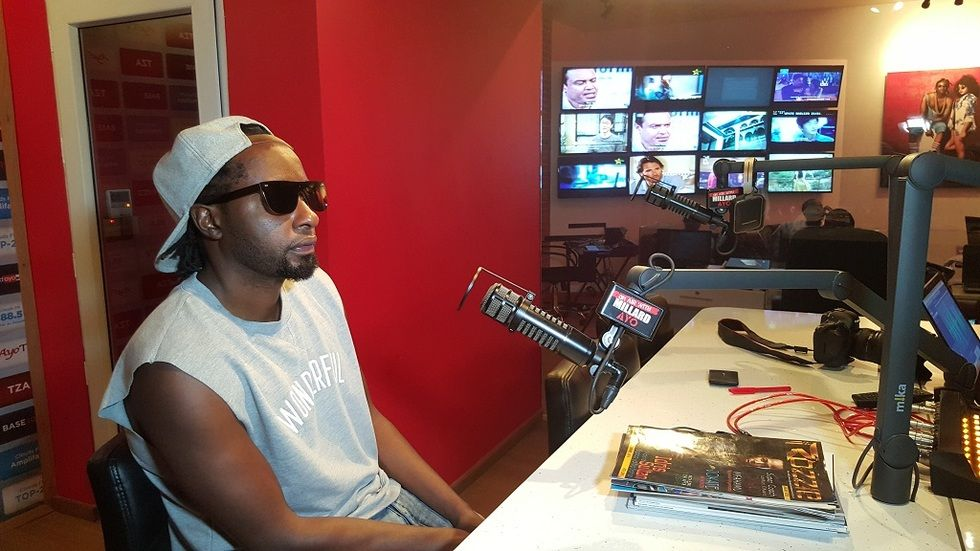 Msanii rapper Joh Makini