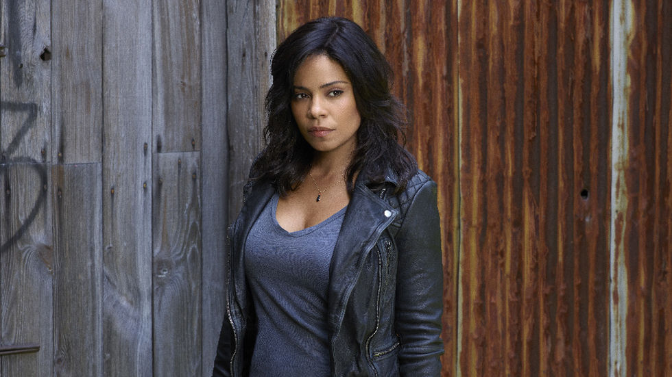 Sanaa Lathan as Ashe Akino in Shots Fired