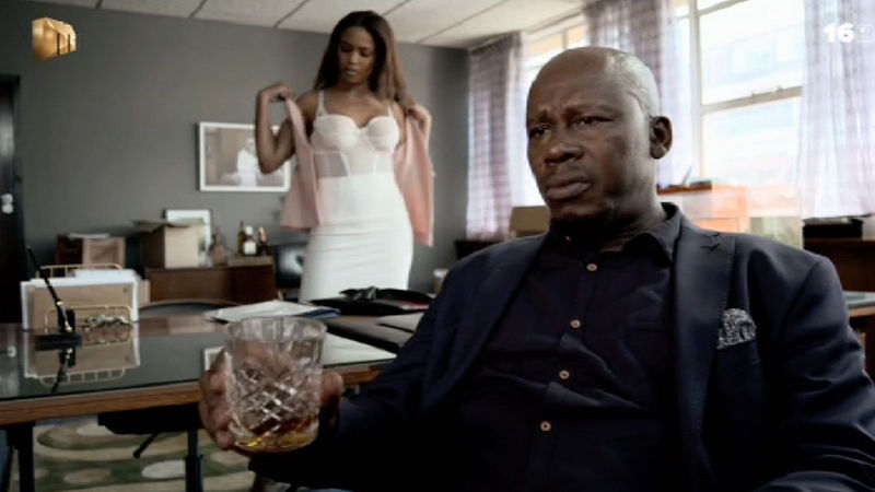 Isithembiso: She's back