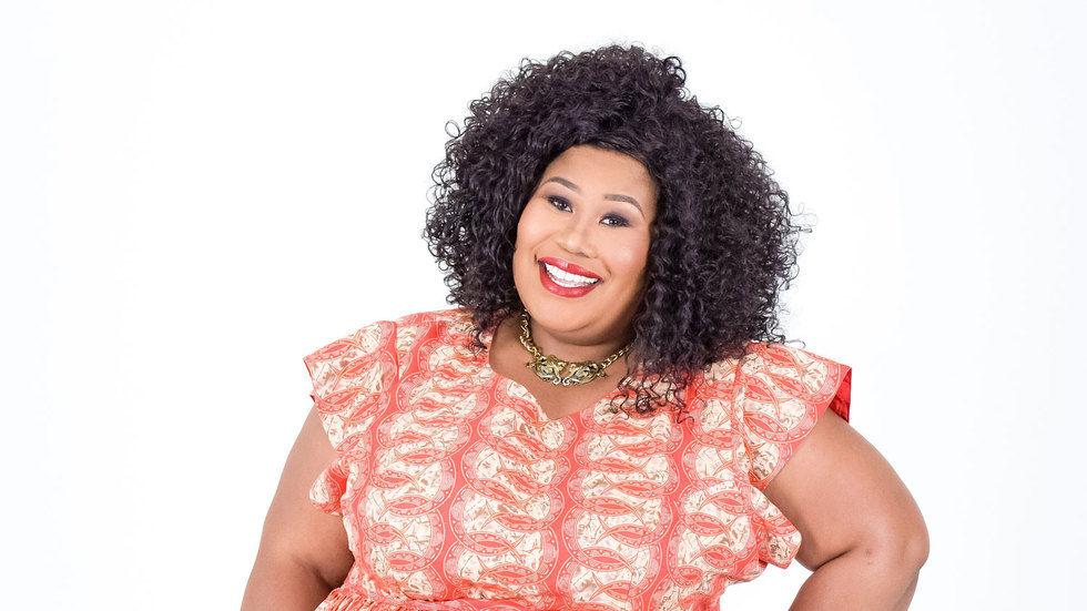 New OPW host, Nomsa Buthelezi.