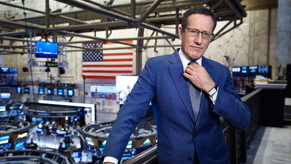 Richard Quest on CNN
