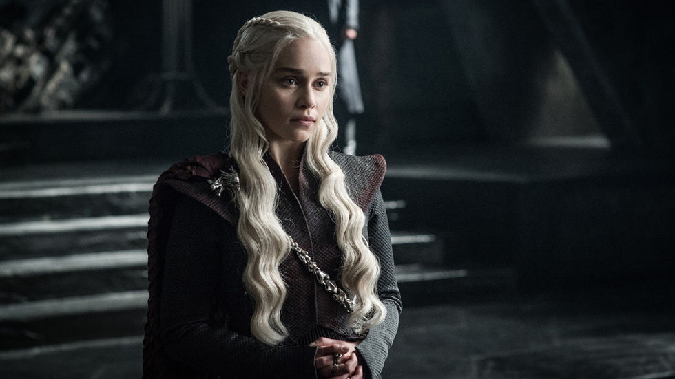 Game of Thrones, S7, new, Daenerys