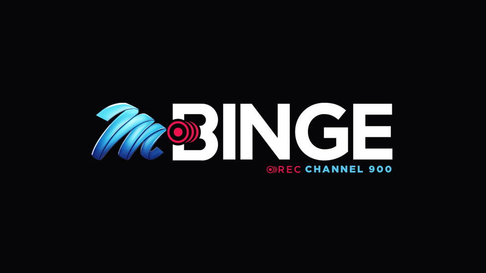 Logo for new M-Net channel