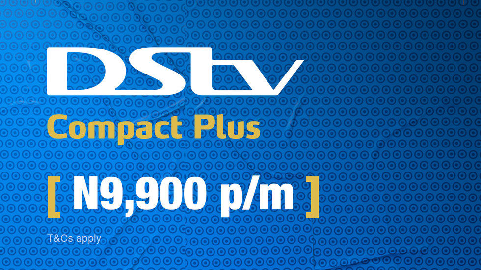 Get DStv Compact Plus Nigeria 4 May