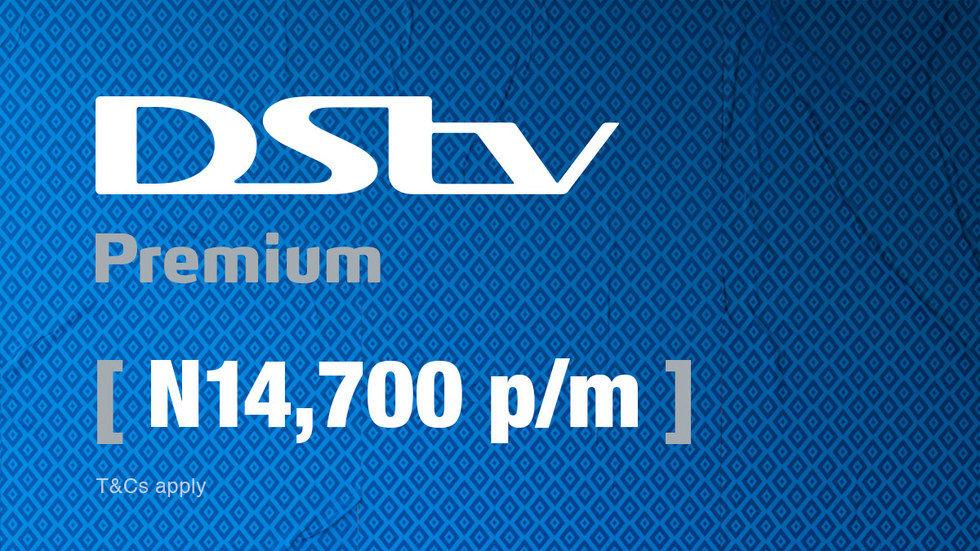 Get DStv Premium Nigeria 4 May
