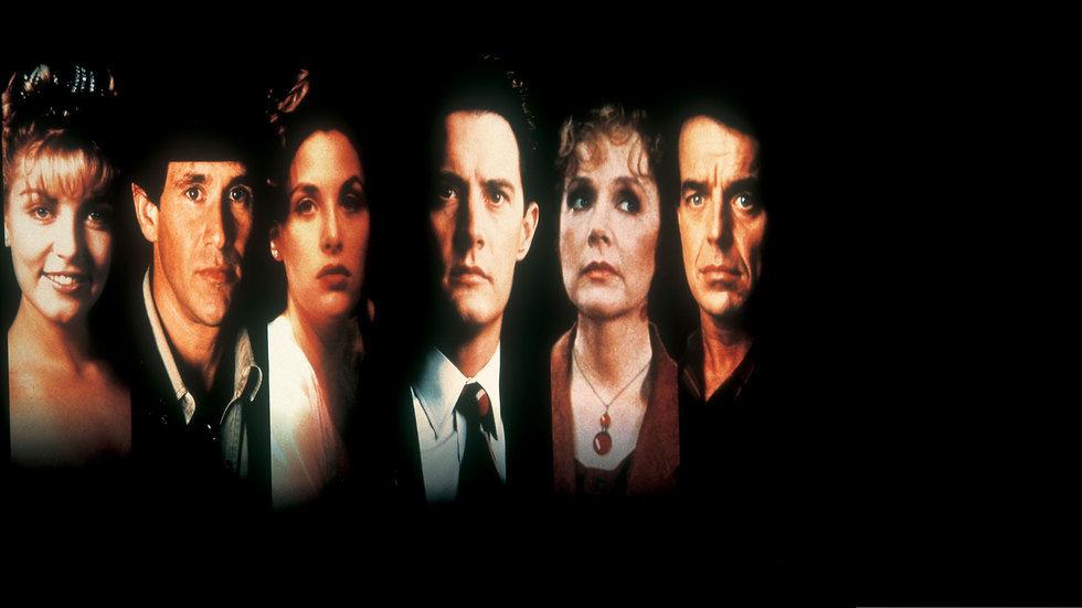 Twin Peaks 1989 S1 v2