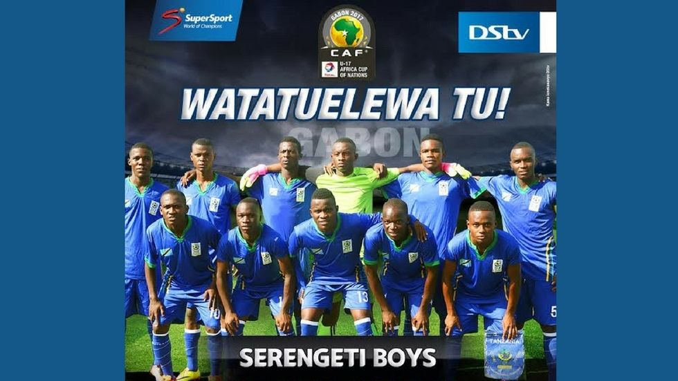 Serengeti Boys