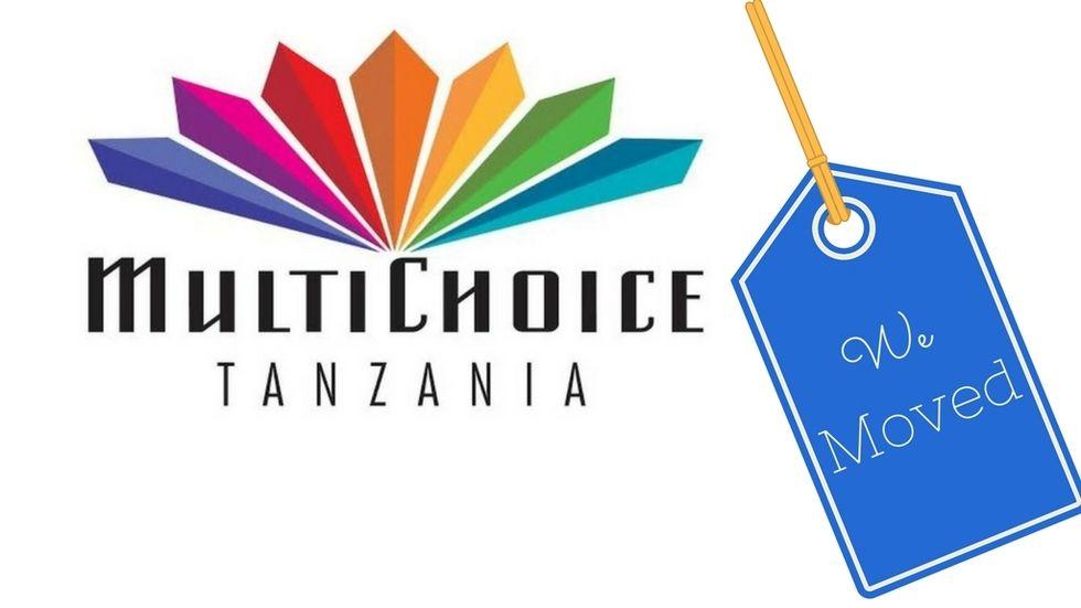MultiChoice Tanzania logo