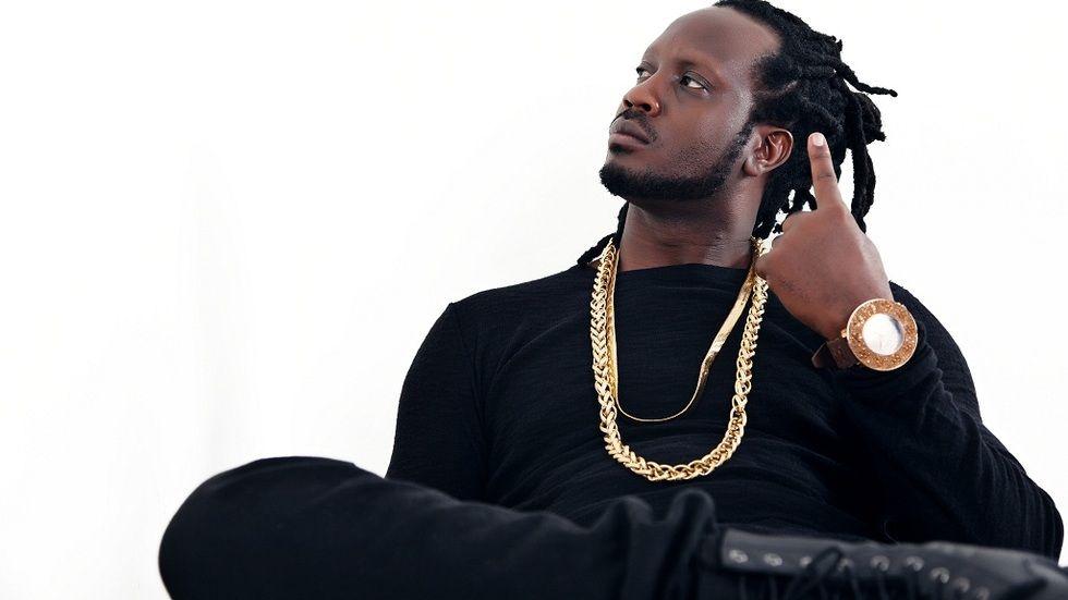 Bebe Cool from Uganda