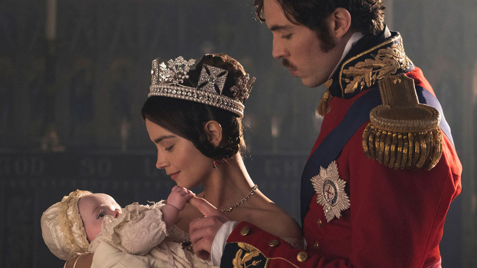 Victoria S2, new, ITV Choice, first look