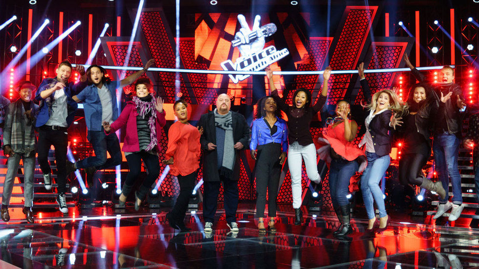 The Voice South Africa.