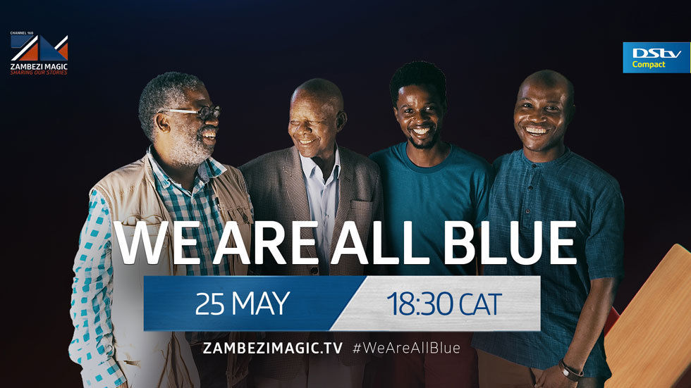 Artwork for We Are All Blue on Zambezi Magic