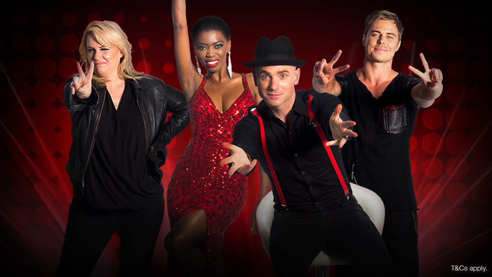 The Voice SA S2 on M-Net and DStv Now