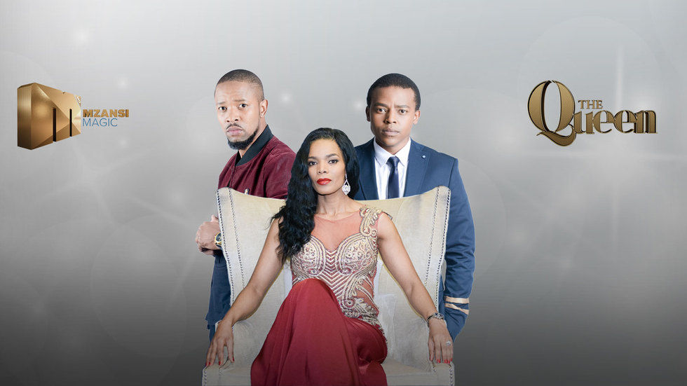 The Queen Mzansi Magic HD