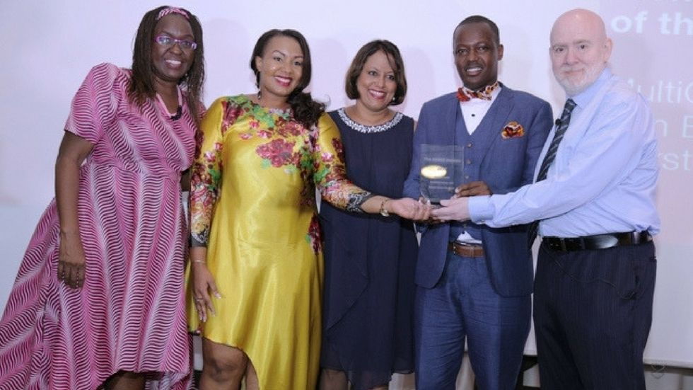 Kenya PR wins continental Award