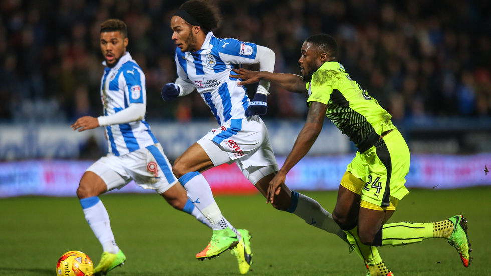 Reading v Huddersfield