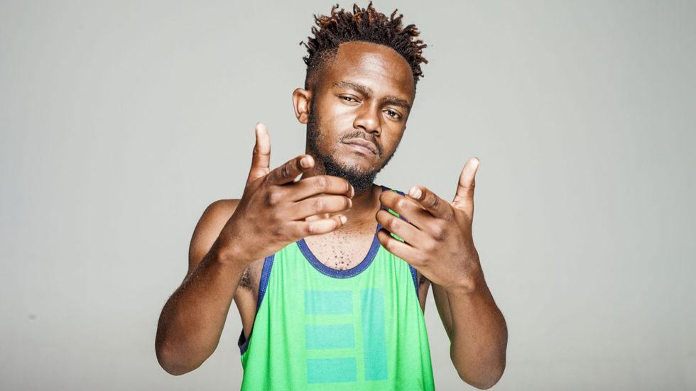 An image of Kwesta