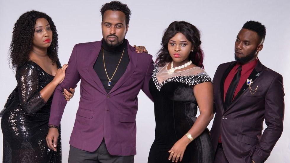 Huba Cast on MMB