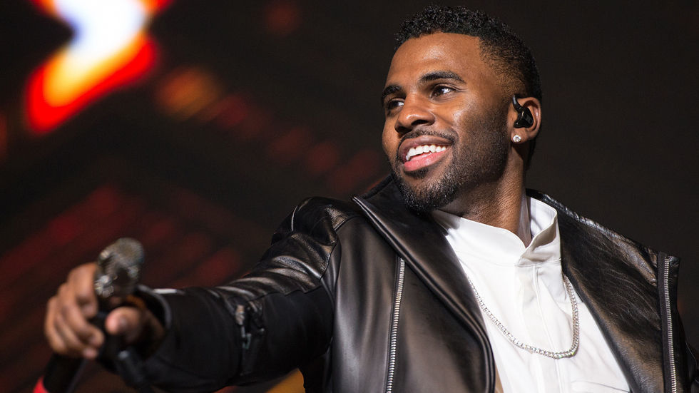 American popstar Jason Derulo in a past performance