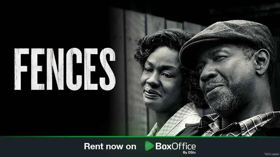Artwork for the movie Fences on BoxOffice