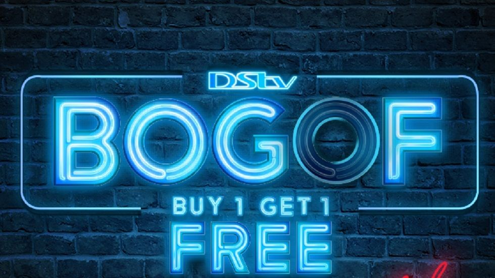DStv BOGOF offer