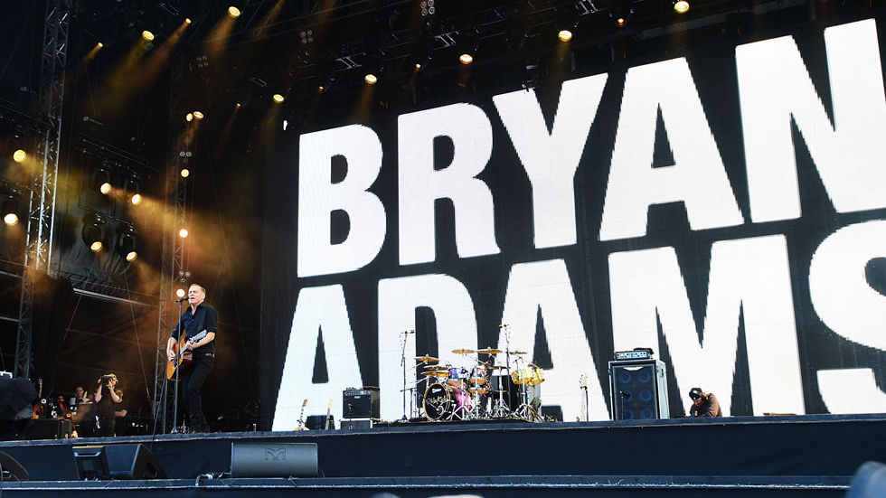 Bryan Adams coming to South Africa