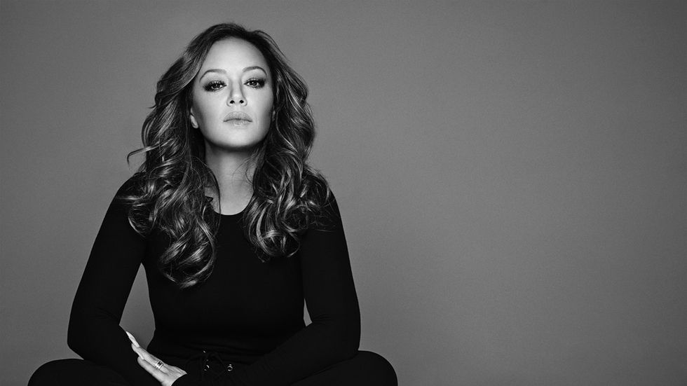 Leah Remini, presenter of Leah Remini: Scientology and The Aftermath.