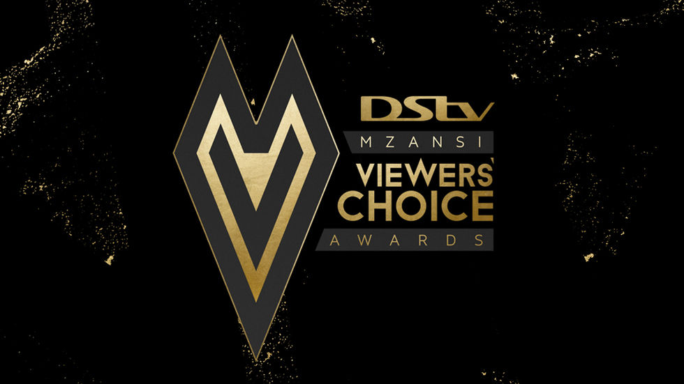 DStv Mzansi Viewers' Choice Awards logo.