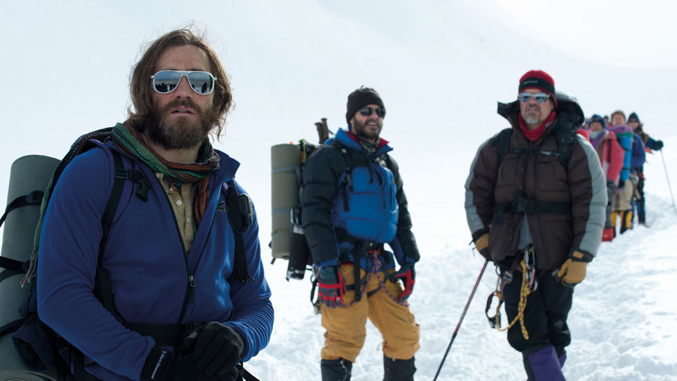 Everest on DStv Now.