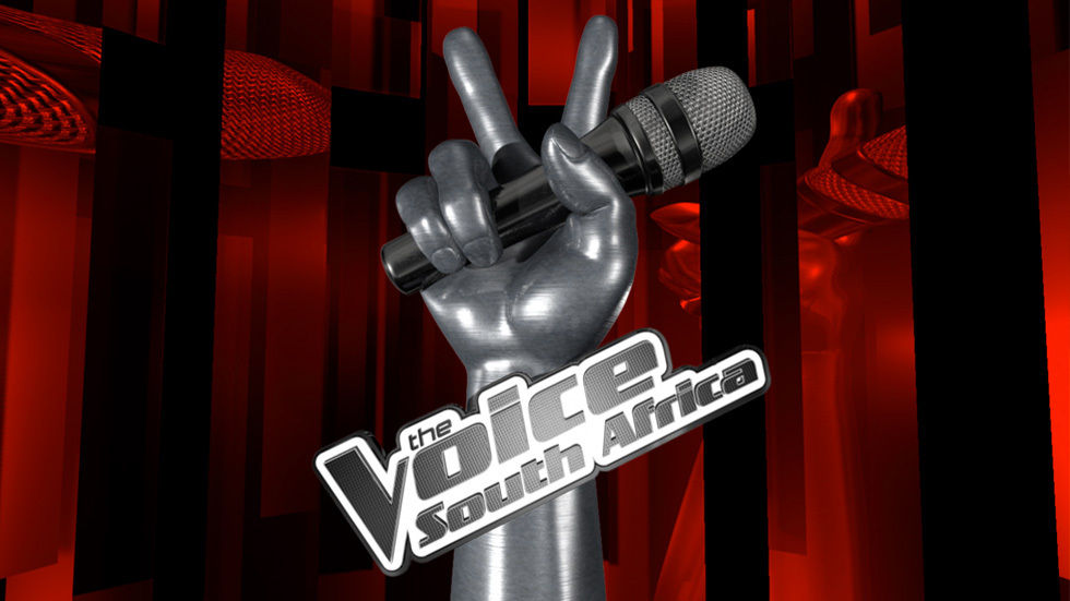 The Voice SA logo.