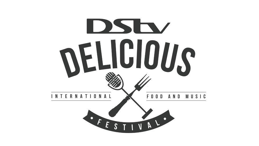 DStv Delicious logo.